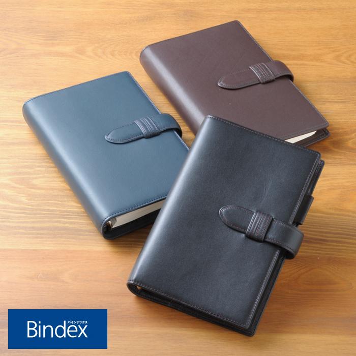 バインデックス システム手帳 ロクスタイプ  バイブル (19mm) bindex