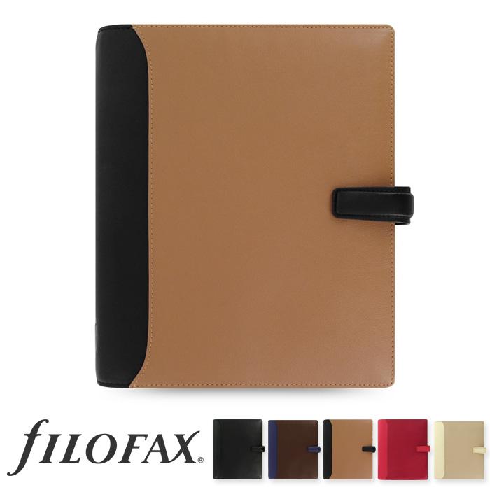 ファイロファックス システム手帳 ナッパ Nappa A5サイズ 2019年ダイアリー付き filofax