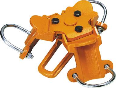 TRUSCO 3脚ヘッド2t用【物流保管用品】【チェンブロック・クレーン】【トロリー・吊り金具】