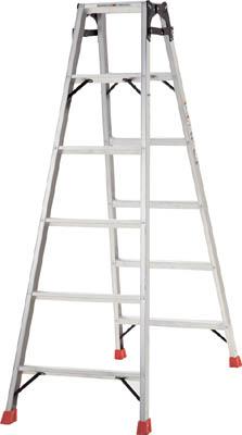 TRUSCO はしご兼用脚立 アルミ合金製脚カバー付 TRUSCO 高さ1.69m【工事用品】【はしご・脚立】【脚立】, 上尾市:b2f34295 --- kanda.ayz.pl