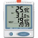 A&D 壁掛・卓上型熱中症指数モニター【生産加工用品】【計測機器】【温度計・湿度計】