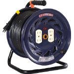 日動 電工ドラム 標準型100Vドラム 2芯 50m【工事用品】【コードリール・延長コード】【コードリール100V】