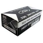 REX 手動切上チェザー MCHSS8A-10A【作業用品】【水道・空調配管用工具】【ねじ切り機】