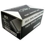 REX 自動切上チェザー ACHSS25A-50A【作業用品】【水道・空調配管用工具】【ねじ切り機】