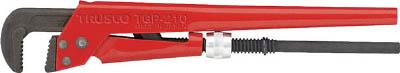 TRUSCO グリップレンチ 550mm【作業用品】【水道・空調配管用工具】【パイプレンチ】