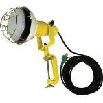 LED安全投光器50W 昼白色E付10M【工事用品】【作業灯・照明用品】【投光器】 日動