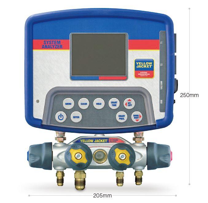 【海外限定】 冷凍システム分析装置 システムアナライザ, 伊具郡:103430b8 --- themezbazar.com