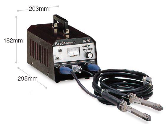 玄関先迄納品 電気ロウ付機R-30:ミラクルひろば店-DIY・工具
