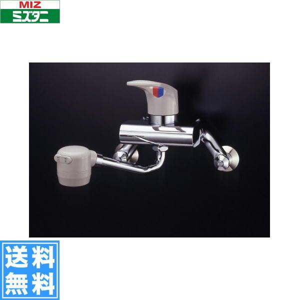 ミズタニバルブ[MIZUTANI]壁付シングルレバー混合栓[MK300Jシリーズ]MK300J[一般地仕様]【送料無料】