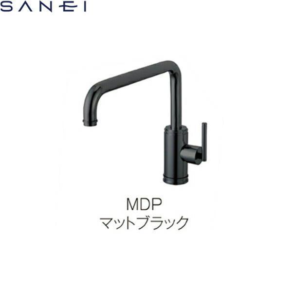 [K87410JV-MDP-13]三栄水栓[SANEI]シングルワンホール混合栓[一般地仕様][送料無料]
