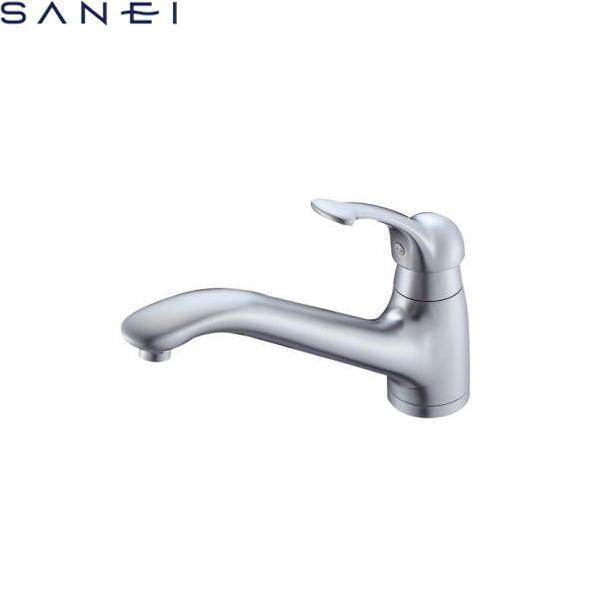 三栄水栓[SAN-EI]シングルワンホール混合栓K87710JK-MC[寒冷地仕様][送料無料]