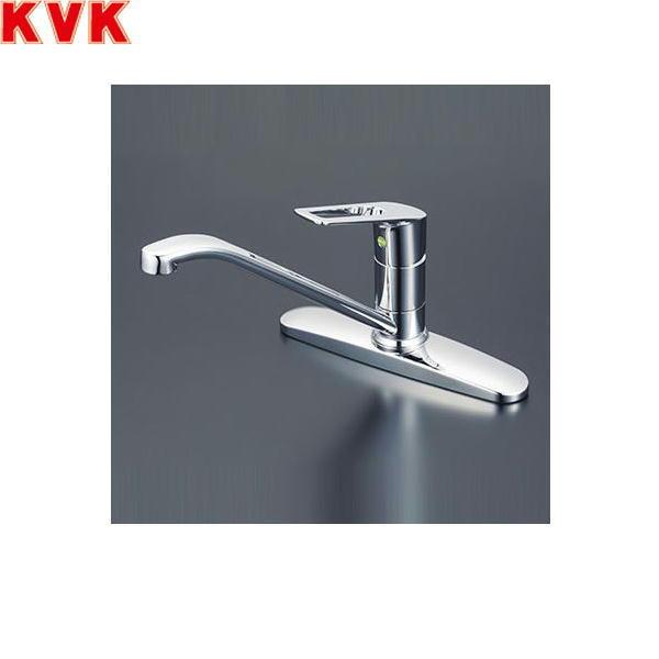 [KM5006ZTEC]KVK流し台用シングルレバー混合水栓[寒冷地仕様]【送料無料】