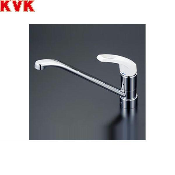 送料込 KVK-KM5211J KM5211J アウトレット☆送料無料 KVK流し台用シングルレバー混合水栓 一般地仕様 新作販売 送料無料