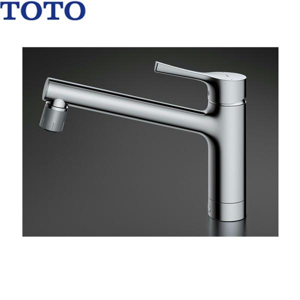 [TKS05303J]TOTOシングル混合水栓[吐水切り替えタイプ][一般地・寒冷地共用][送料無料]