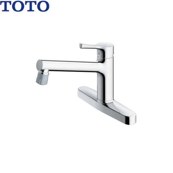 [TKS05313J]TOTOシングル混合水栓[吐水切り替えタイプ][一般地・寒冷地共用][送料無料]