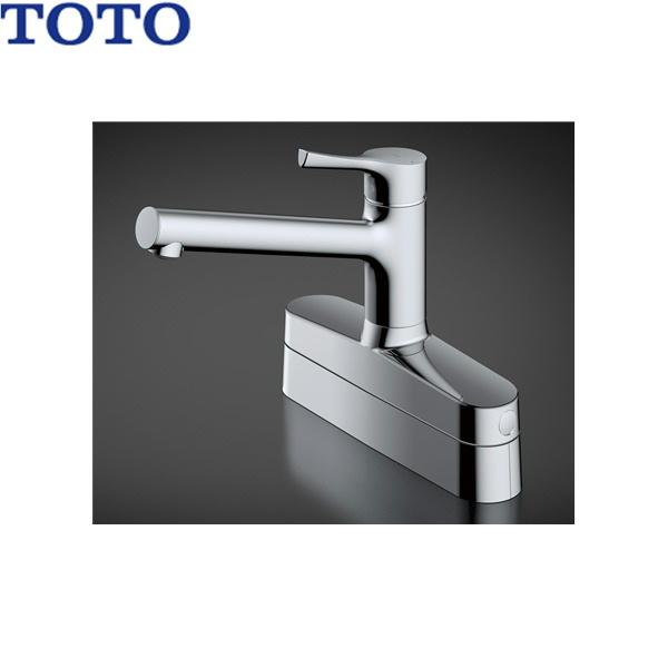 [TKS05319J]TOTOシングル混合水栓[台付き2ハンドル取替用][送料無料]