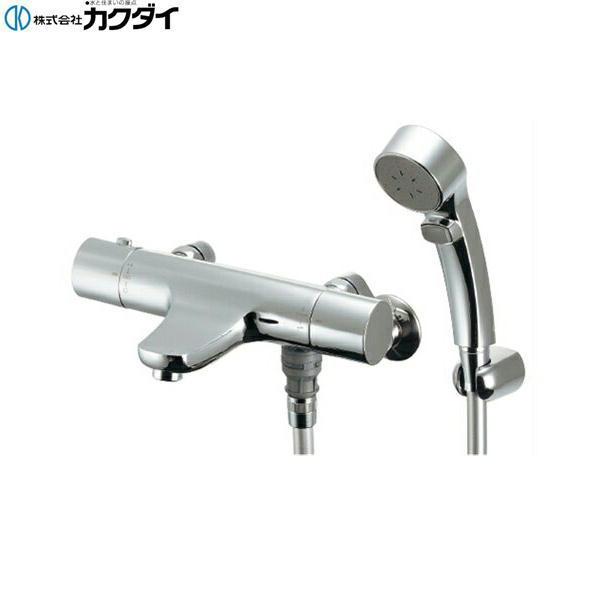 [173-245]カクダイ[KAKUDAI]サーモスタットシャワー混合栓[一般地仕様]【送料無料】