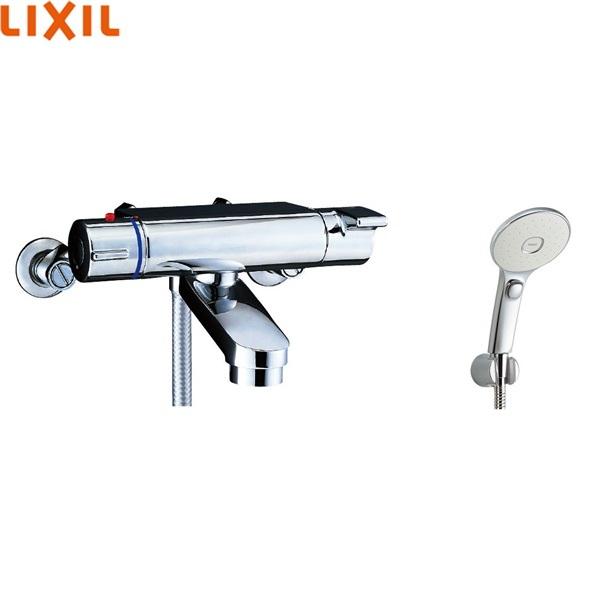 送料込 INAX-BF-2147TKSLM BF-2147TKSLM リクシル 新品未使用正規品 LIXIL INAX 一般地仕様 エコアクアスイッチシャワー 与え めっき仕様 サーモスタット シャワーバス水栓 送料無料