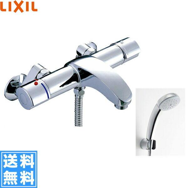 リクシル[LIXIL/INAX]シャワーバス水栓[サーモスタット][アウゼシリーズ][寒冷地仕様]BF-A147TNSC【送料無料】
