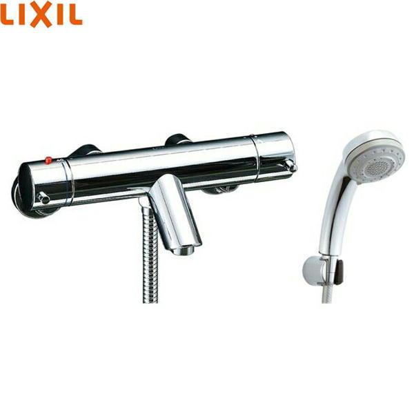 リクシル[LIXIL/INAX]浴室用サーモスタット水栓[エコフル多機能シャワー][一般地仕様]BF-E147TSB[送料無料]