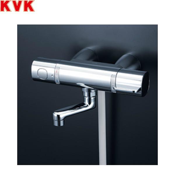 [FTB100KWKSR8T]KVKサーモスタット式シャワー[80mmパイプ付][スカートソケットタイプ][寒冷地仕様]
