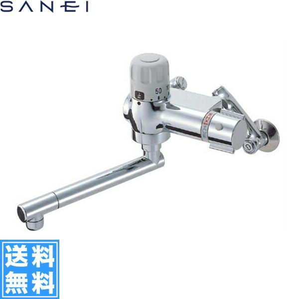 三栄水栓[SAN-EI]サーモ混合水栓(定量止水)K1853D[一般地仕様]【送料無料】