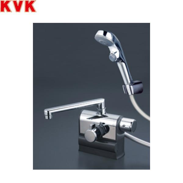 [KF3008RR2S2]KVKデッキ形サーモスタット式シャワー[240mmパイプ仕様][可変ピッチ式][一般地・寒冷地共用]