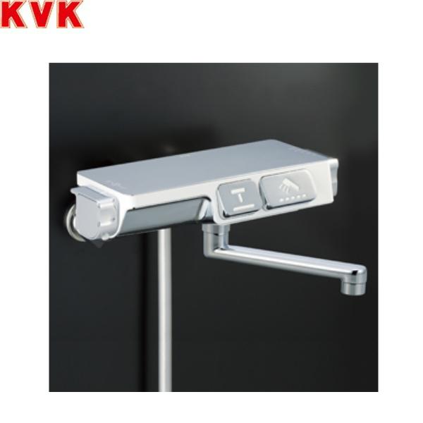 [KF3070R1]KVKサーモスタット式シャワー[ラクダス・ワンタッチ式][170mmパイプ付]