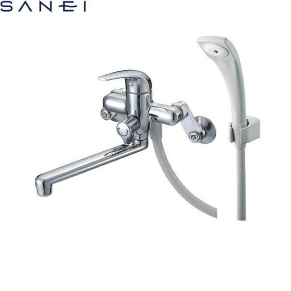 三栄水栓[SAN-EI]シングルシャワ混合水栓SK170K-LH[寒冷地仕様][送料無料]