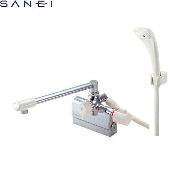 三栄水栓[SAN-EI]サーモデッキシャワ混合水栓SK7800DK[寒冷地仕様][送料無料]