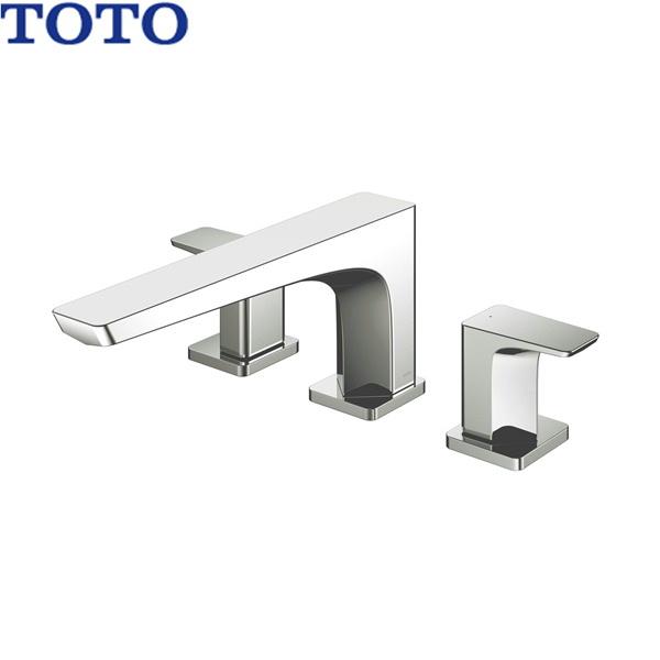 人気ブランド [TBG07201J]TOTO台付2ハンドル混合水栓[浴室][GEシリーズ][送料無料]:みずらいふ-木材・建築資材・設備
