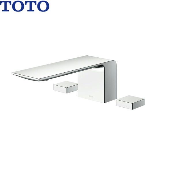 [TBP02201J]TOTO台付2ハンドル混合水栓[一般地・寒冷地共用][送料無料]