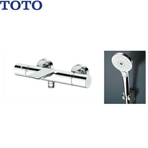 [TBV01S06J]TOTOサーモスタット混合水栓[コンフォートウエーブ3モード]【送料無料】