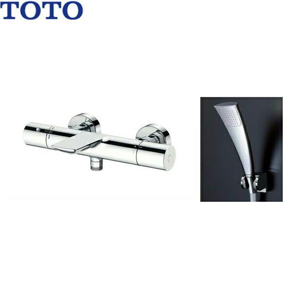 [TBV01S10J]TOTOサーモスタット混合水栓[エアインめっき]【送料無料】