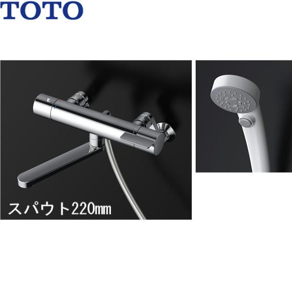[TBV03407J]TOTOサーモスタット混合水栓[GGシリーズ][一般地仕様][送料無料]