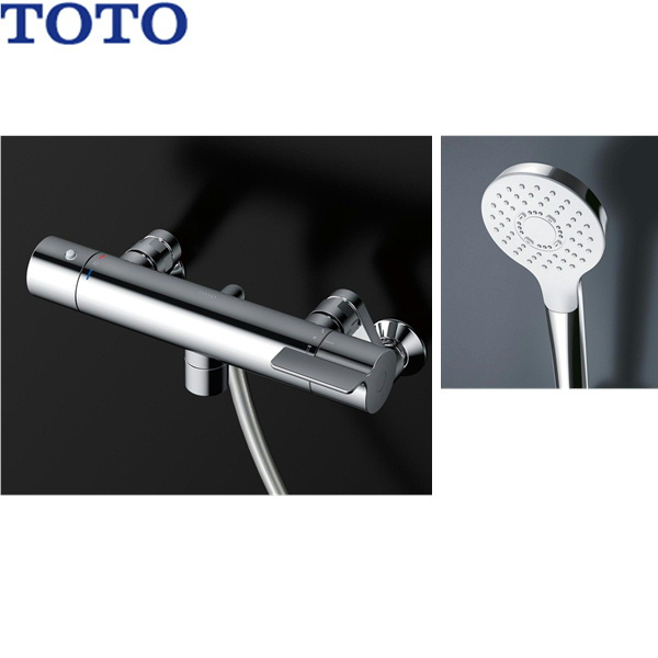 [TBV03411J]TOTOサーモスタット混合水栓[GGシリーズ][一般地仕様][送料無料]