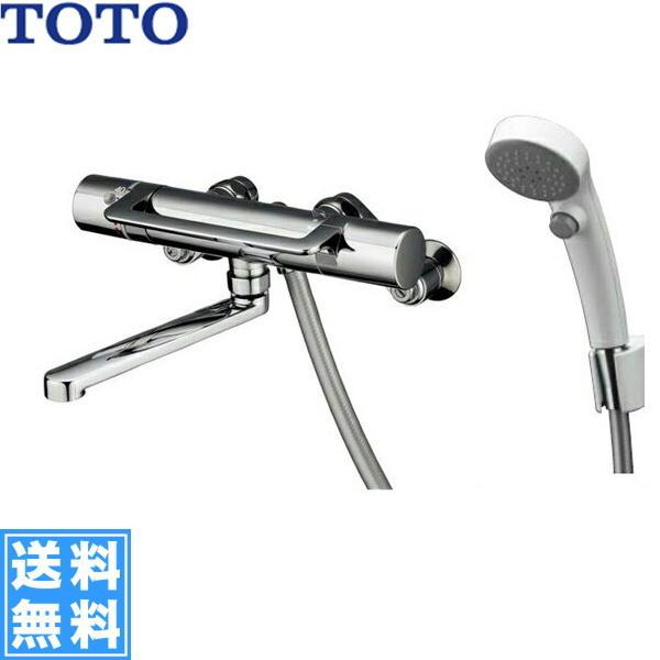 TOTO浴室用水栓[アーチハンドル][一般地仕様]TMGG40QEW【送料無料】