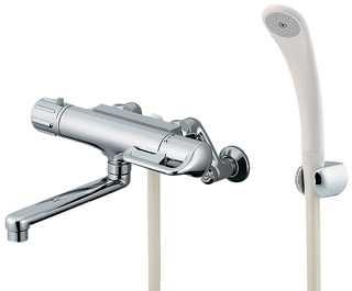 カクダイ[KAKUDAI]浴室用水栓サーモスタットシャワ混合栓173-059K[寒冷地仕様][送料無料]