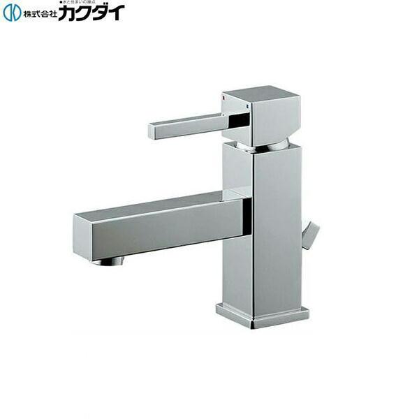[183-146]カクダイ[KAKUDAI]シングルレバー混合栓[一般地・寒冷地共用]【送料無料】
