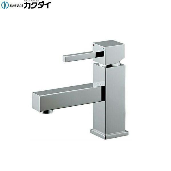 [183-147]カクダイ[KAKUDAI]シングルレバー混合栓[一般地・寒冷地共用]【送料無料】