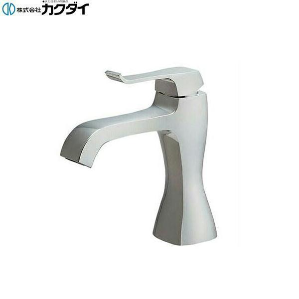 [183-161]カクダイ[KAKUDAI]シングルレバー混合栓[一般地仕様][送料無料]