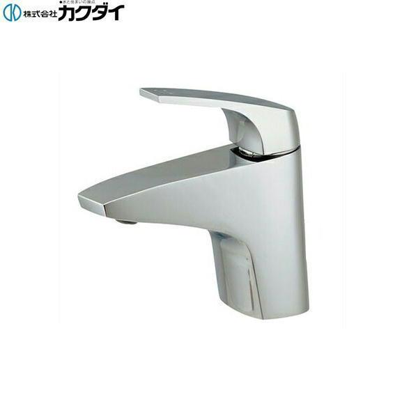 [183-191K]カクダイ[KAKUDAI]シングルレバー混合栓[寒冷地仕様][送料無料]