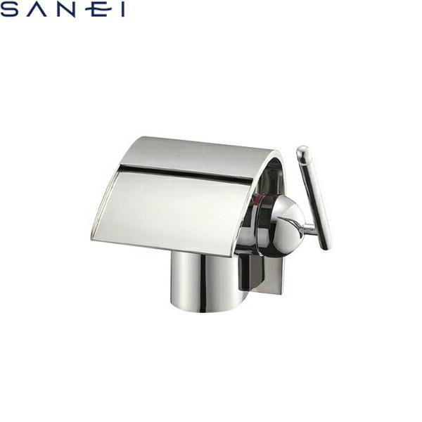 三栄水栓[SAN-EI]シングルワンホール洗面混合栓(ポップアップ、ゴム栓なし)K4790NJK[寒冷地仕様][送料無料]