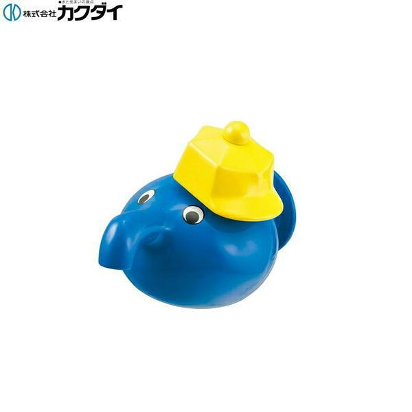 [711-403-13]カクダイ[KAKUDAI]子供用水栓[蛇口くん]ブルー【送料無料】