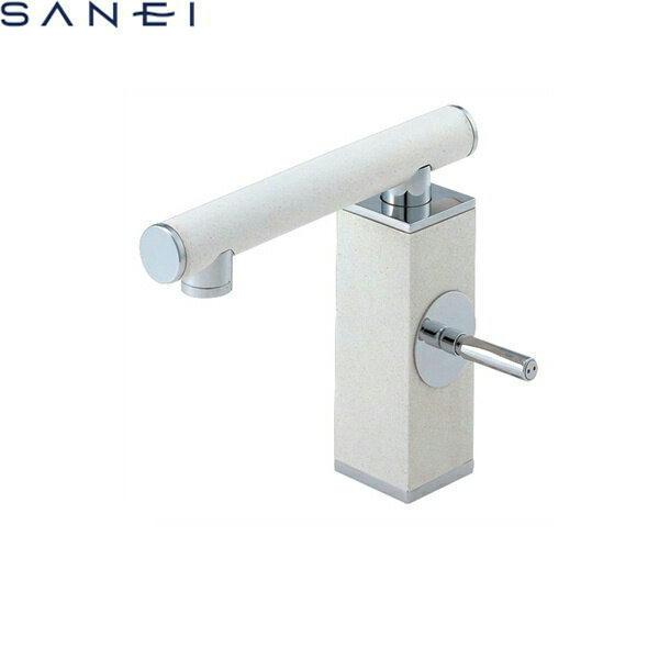 三栄水栓[SAN-EI]シングルワンホール洗面混合水栓K4730JV-JW[一般地仕様][送料無料]