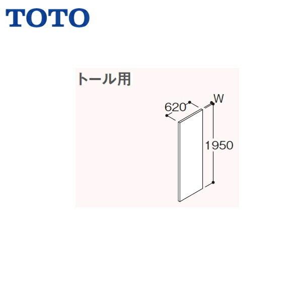 TOTO[スリムシリーズ]洗面化粧台用壁パネルトール用LFJ94T/LFJ154T/LFJ214T