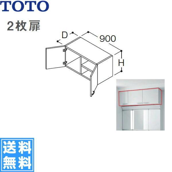 [LWJ904A/P/C]TOTOリモデル用ウォールキャビネット[間口900mm]【送料無料】