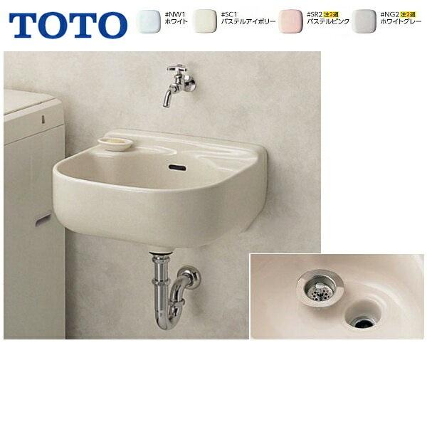 TOTOマルチシンク[小形]SK500+T200SNR13[壁排水Pトラップセット]