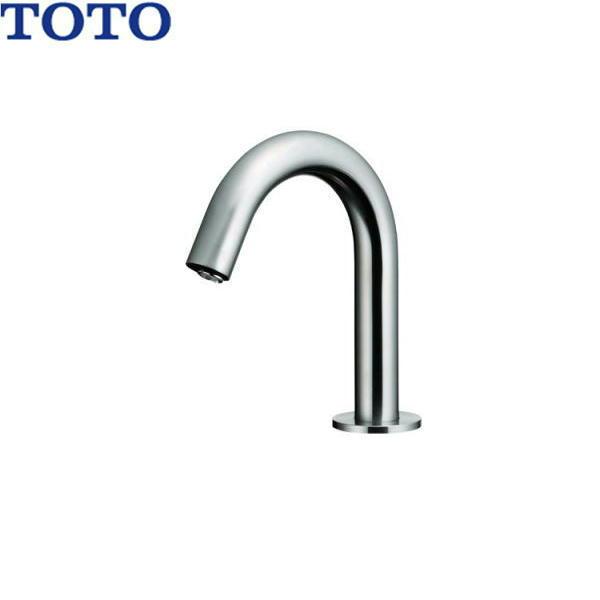 [TENA12A5]TOTOアクアオート[自動水栓コンテンポラリタイプ・ステンレス][AC100Vタイプ][送料無料]
