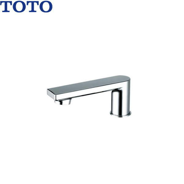[TENA22F]TOTOアクアオート[自動水栓コンテンポラリタイプ(平)][AC100Vタイプ]【送料無料】